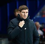 27.02.2019: Rangers v Dundee: Steven Gerrard