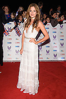Binky Felstead<br /> at the Pride of Britain Awards 2016, Grosvenor House Hotel, London.<br /> <br /> <br /> ©Ash Knotek  D3191  31/10/2016