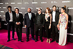 The cast of Mi gran noche attends to the award ceremony of the VIII edition of the Cosmopolitan Awards at Ritz Hotel in Madrid, October 27, 2015.<br /> (ALTERPHOTOS/BorjaB.Hojas)