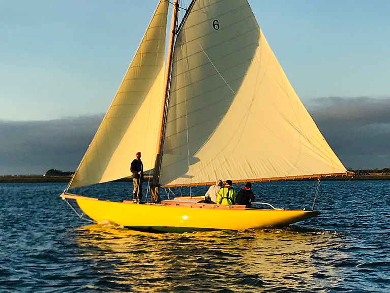 The Dublin Bay Twenty-Ones Are Coming Home: 30 July 2021, Dun Laoghaire Harbour 1700hrs