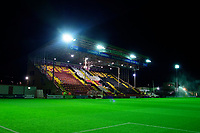 A general view of LNER Stadium, home of Lincoln City<br /> <br /> Photographer Andrew Vaughan/CameraSport<br /> <br /> EFL Papa John's Trophy - Northern Section - Group E - Lincoln City v Manchester City U21 - Tuesday 17th November 2020 - LNER Stadium - Lincoln<br />  <br /> World Copyright © 2020 CameraSport. All rights reserved. 43 Linden Ave. Countesthorpe. Leicester. England. LE8 5PG - Tel: +44 (0) 116 277 4147 - admin@camerasport.com - www.camerasport.com