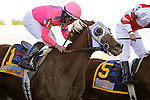 02 OCT 2010: Blind Luck,  Joel Rosario up, finishes 2nd, behind Havre de Grace, in the Gr. II Cotillion Stakes at Parx Racing at Philadelphia Park, Bensalem, PA. (Joan Fairman Kanes/Eclipse Sportswire)