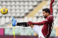 Tomas Rincon of Torino FC in action during the Serie A football match between Torino FC and Genoa CFC at stadio Olimpico Grande Torino in Torino (Italy), February 13th, 2021. Photo Giuliano Marchisiano / Insidefoto