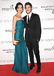 """Odette Yustman & Dave Annable at Art of Elysium 3rd Annual Black Tie charity gala '""""Heaven"""" held at 990 Wilshire Blvd in Beverly Hills, California on January 16,2010                                                                   Copyright 2009 DVS / RockinExposures"""