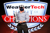 GTD Champion owner Mike Shank, #86 Meyer Shank Racing w/Curb-Agajanian Acura NSX GT3, GTD: