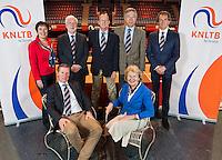 April 18, 2015, Netherlands, Den Bosch, Maaspoort, Fedcup Netherlands-Australia,  <br /> Photo: Tennisimages/Henk Koster