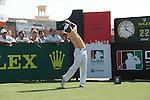 Dubai World Golf Day 1