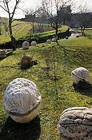 Europe/France/Aquitaine/24/Dordogne/Vallée de la Dordogne/Périgord Noir/Castelnaud-La-Chapelle: Ecomusée de la noix