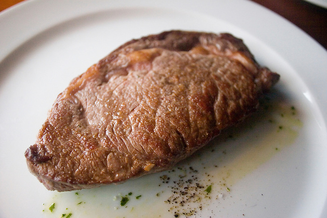 Steak, Le Fumoir Restaurant, Paris, France, Europe