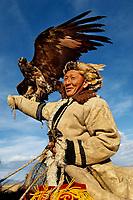 The Altai Eagle Festival in Olgii, Mongolia 2006