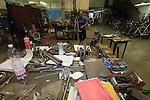 Workbench De Rosa factory, Cusano Milanino, Italy. 30th September 2015.<br /> Picture: Eoin Clarke   Newsfile