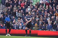 VOETBAL: GRONINGEN: 11-11-2018, Euroborgstadion: FC Groningen - SC Heerenveen, uitslag 2-0, ©foto Martin de Jong