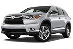 Toyota Highlander Limited SUV 2014