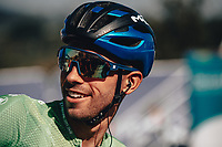 6th September 2021; Sherford to Exeter, Devon, England:  The AJ Bell Tour Of Britain, Stage 2 Sherford to Exeter. Jacob Scott.