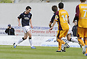 02/05/2009  Copyright  Pic : James Stewart.sct_jspa01_falkirk_v_motherwell.CARL FINNIGAN SCORES FALKIRK'S FIRST.James Stewart Photography 19 Carronlea Drive, Falkirk. FK2 8DN      Vat Reg No. 607 6932 25.Telephone      : +44 (0)1324 570291 .Mobile              : +44 (0)7721 416997.E-mail  :  jim@jspa.co.uk.If you require further information then contact Jim Stewart on any of the numbers above.........