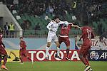BUNYODKOR (UZB) vs LEKHWIYA (QAT) during the 2016 AFC Champions League Group B Match Day 5 match on 20 April 2016 in Tashkent, Uzbekistan.
