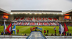 11.11.2018 Rangers v Motherwell: Rangers remembrance display