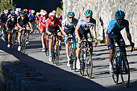 14th March 2021, Levens, France;  SCHACHMANN Maximilian (GER) of BORA - hansgrohe during stage 8 of the 79th edition of the 2021 Paris - Nice cycling race, a stage of 92,7 kms between Plan-du-Var and Levens on March 14, 2021 in Levens, France