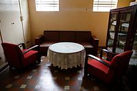 Viet Nam last King Bao Dai's palace in Da Lat