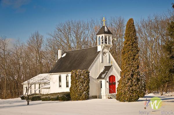 Episcopal Church, Grace Church, Willowdale, NY.