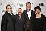 Ann Reinking, Graciela Daniele, Joe Lanteri, Chita Rivera attends the Chita Rivera Awards at NYU Skirball Center on May 19, 2019 in New York City.