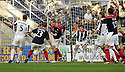 14/10/2006       Copyright Pic: James Stewart.File Name :jspa10_falkirk_v_st_mirren.ANTHONY STOKES SCORES FALKIRK'S EQUALISER....Payments to :.James Stewart Photo Agency 19 Carronlea Drive, Falkirk. FK2 8DN      Vat Reg No. 607 6932 25.Office     : +44 (0)1324 570906     .Mobile   : +44 (0)7721 416997.Fax         : +44 (0)1324 570906.E-mail  :  jim@jspa.co.uk.If you require further information then contact Jim Stewart on any of the numbers above.........
