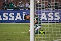 SÃO PAULO, SP 26.03.2019: PALMEIRAS-NOVORIZONTINO - Gustavo Scarpa comemora terceiro gol. Palmeiras e Novorizontino em jogo de volta válido pelas quartas de final do campeonato paulista, no Pacaembu, zona oeste da capital. (Foto: Ale Frata/Codigo19)