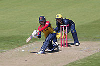 Will Buttleman in batting action for Essex during Glamorgan vs Essex Eagles, Vitality Blast T20 Cricket at the Sophia Gardens Cardiff on 13th June 2021
