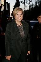 Montreal (Qc) CANADA,<br /> October 3rd 2005, <br /> <br /> Monique Jerome - Forget, Conseil du Tresor du Quebec<br /> Premiere Voleurs d'Enfance<br /> <br /> Photo : (c) 2005 Pierre Roussel - Agence Quebec Presse