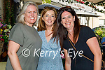 Enjoying the evening in the Ashe Hotel on Friday, l to r:  Joanne Myles, Lisa Blaney and Nikki Wilson.