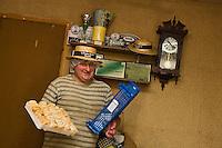 Europe/France/Rhône-Alpes/26/Drôme/Dieulefit: Chez Patrick Vinaski producteur de picodons