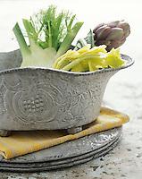 Gastronomie générale / Cuisine générale : Garniture pour l'aioli provençal