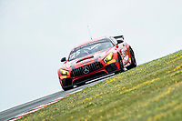 Dave Whitmore & Jake Giddings, Mercedes AMG GT4, Car Gods with Ciceley Motorsport during the British GT & F3 Championship on 10th July 2021