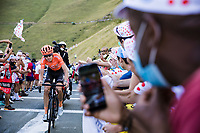 Ilnur Zakarin (RUS/CCC)<br /> <br /> Stage 8 from Cazères-sur-Garonne to Loudenvielle 141km<br /> 107th Tour de France 2020 (2.UWT)<br /> (the 'postponed edition' held in september)<br /> ©kramon