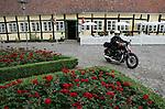 Foto: VidiPhoto..SKANDERBORG - Motorvakantie Denemarken.