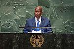 LOS general debate – 27 September<br /> <br /> PM<br /> <br /> His Excellency Daniel Kablan DUNCAN Vice-President of the Republic of Cote d'ivoire