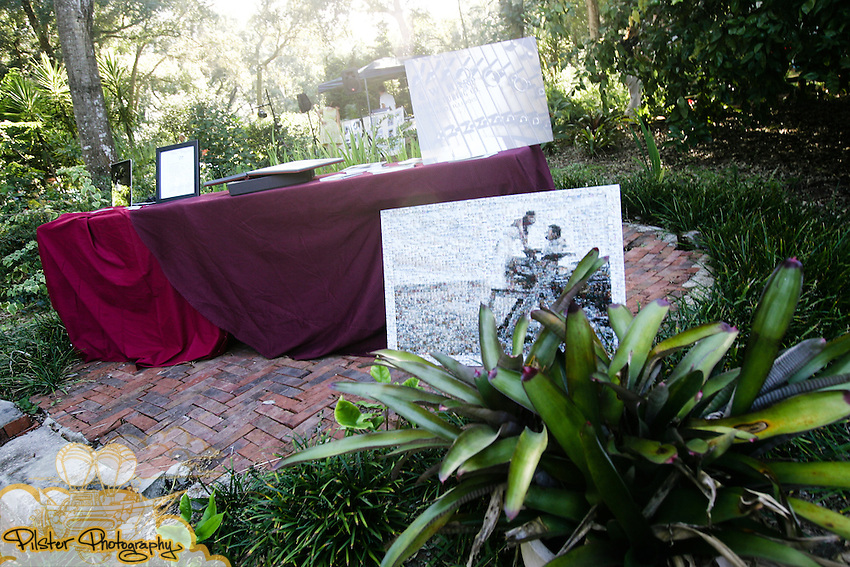 Sunday September 20, 2009, during A Garden Affair Bridal & Event Showcase at Harmony Gardens in DeLeon Springs, Florida. (Chad Pilster, http://www.PilsterPhotography.net)