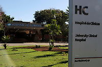 Campinas (SP), 21/06/2020 - Unicamp - Fachada do Hospital de Clinicas (HC) da Unicamp, localizado na cidade de Campinas, interior de São Paulo.
