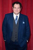 Ian Midlane<br /> arriving for the British Soap Awards 2018 at the Hackney Empire, London<br /> <br /> ©Ash Knotek  D3405  02/06/2018