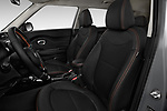 Front seat view of 2018 KIA Soul Exclaim 5 Door Hatchback Front Seat  car photos