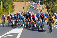 4th September 2020; Millau to Lavaur, France. Tour de France cycling tour, stage 7;  Adam Yates GBR - Mitchelton - Scott - Echelon CYCLISME