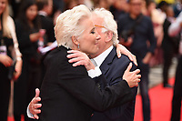 """Richard Eyre and Emma Thompson<br /> arriving for the premiere of """"The Children Act"""" at the Curzon Mayfair, London<br /> <br /> ©Ash Knotek  D3420  16/08/2018"""