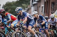 Julian Alaphilippe (FRA/Deceuninck-Quick Step)<br /> <br /> Men Elite – Road Race (WC)<br /> Race from Antwerp to Leuven (268.3km)<br /> <br /> ©kramon