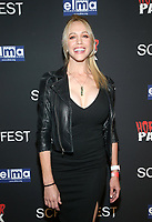 HOLLYWOOD, CA - OCTOBER 12: Torrie Bogda, at the 21st Screamfest Opening Night Screening Of The Retaliators at Mann Chinese 6 Theatre in Hollywood, California on October 12, 2021. Credit: Faye Sadou/MediaPunch