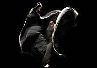 CALI -COLOMBIA-01-11-2017. Compañía Maria Pages de  España en el Centro de eventos del Pacífico durante su presentación en la 3a Bienal Internacional de Danza Cali 2017 que se raliza en la ciudad  de Cali, Colombia entre en 31 de octubre y el 6 de noviembre de 2017.  El lanzamiento se hizo en el Boulevard del Rio de Cali. / Maria Pages Company from Spain at Pacific vents center during presentation of 3rd International Dance Biennial Cali 2017 that takes place in the city of Cali, Colombia between October 31 and November 6, 2017. Tha launch was madde at Boulevard del Río in Cali.  Photo: VizzorImage / Juan C. Quintero / Cont