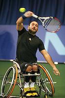 17-11-07, Netherlands, Amsterdam, Wheelchairtennis Masters 2007, Jeremiasz