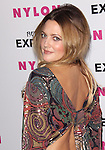 Drew Barrymore at the NYLON + EXPRESS AUGUST DENIM ISSUE PARTY held at The London in West Hollywood, California on August 10,2010                                                                               © 2010 Debbie VanStory / Hollywood Press Agency