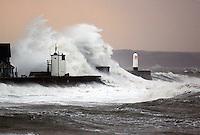 2014 01 03 Porthcawl weather January