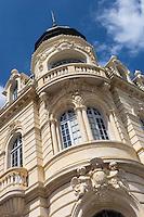 France, Aquitaine, Pyrénées-Atlantiques, Béarn, Pau : Hôtel particulier, place Clémenceau   //  France, Pyrenees Atlantiques, Bearn, Pau: Mansion Place Clemenceau