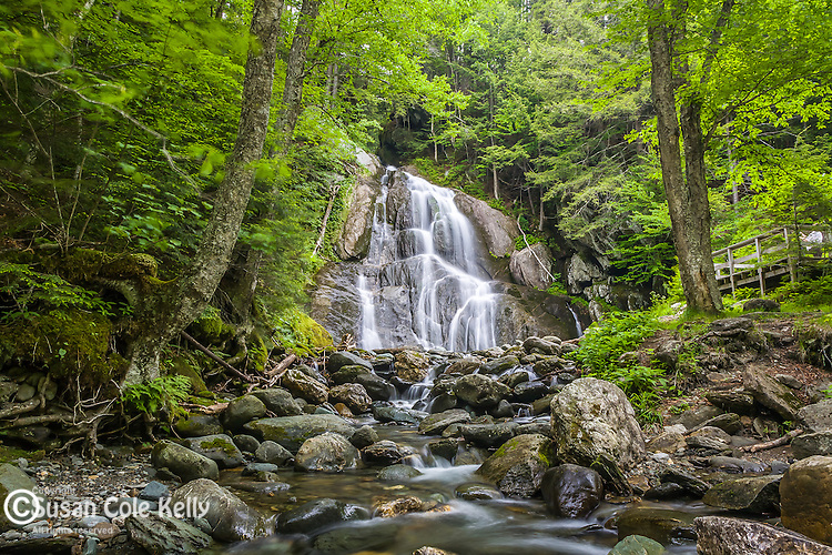 Moss Glen Falls, Green mountain National Forest, Granville, VT